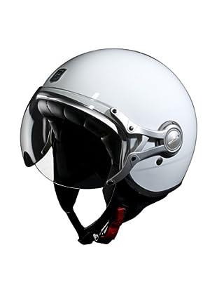 Exklusiv Helmets Casco Freeway (Blanco)