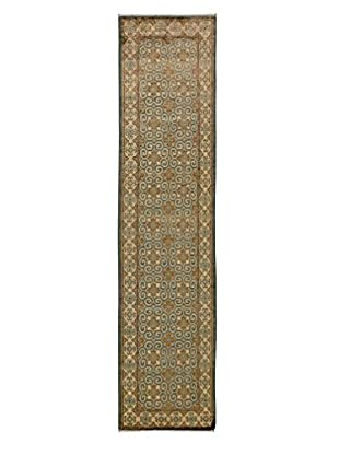 Darya Rugs Khotan Oriental Rug, Light Blue, 2' 7