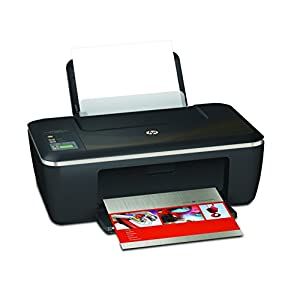 HP Deskjet Ink Advantage 2520hc All-in-One Inkjet Printer