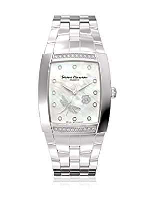 Serene Marceau Diamond Reloj de cuarzo Woman Series III Acero 28 mm
