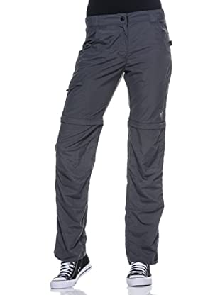 Black Wolf Pantaloncino Zip Off (Antracite)