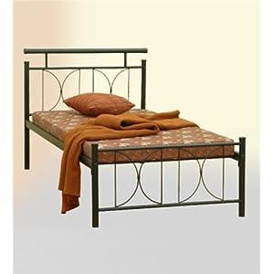 Furniture Kraft Full Metal Single Bed