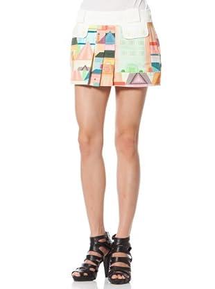 Custo Falda Kyushu (Multicolor)