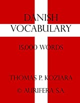 Danish Vocabulary (Danish Edition)