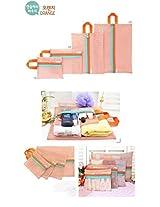 Shopping World Bag Organiser - Orange