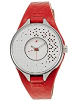 Fastrack Fastrack His and Her Analog White Dial Women's Watch - NE6058SL02