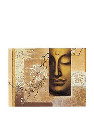 ArtopWeb Panel de Madera Wei Ying Wu Time for Reflection I 60x80 cm