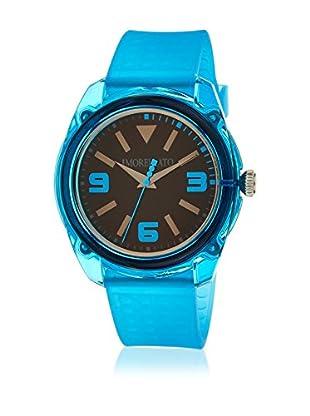 Morellato Reloj con movimiento Miyota Man Jj Turquesa 42 mm