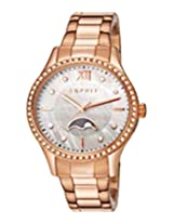 Esprit Analog White Dial Women's Watch - ES107002002