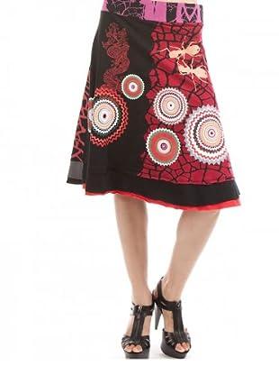 Desigual Falda Aloisa (Multicolor)