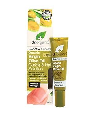 Dr Organic Trattamento Unghie E Cuticole Virgin Olive Oil 15 ml