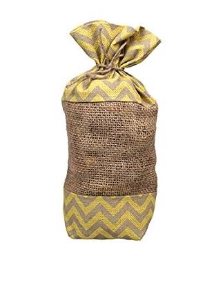 Jodhpuri 12-Oz. Lemon Potpourri in Jute Bag, Yellow