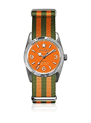 Oxygen Quarzuhr Woman Sport Orange  34 mm