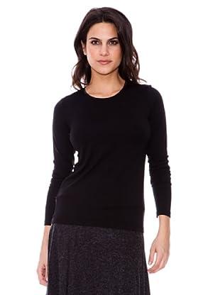 Steilmann Camiseta Suave (negro)