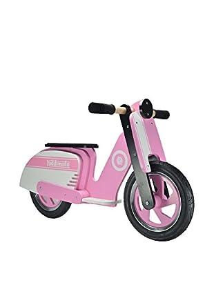 Kiddimoto Laufrad Retro rosa