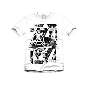 Linkin Park Series White T shirts