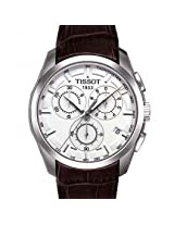TISSOT Couturier T0356171603100 Chronograph white Men Wrist Watch