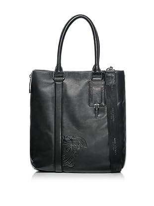 Versace Collection Bolso Valentino Negro