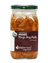 Sanjeevani Organics Mango Hing Pickle 350 gm