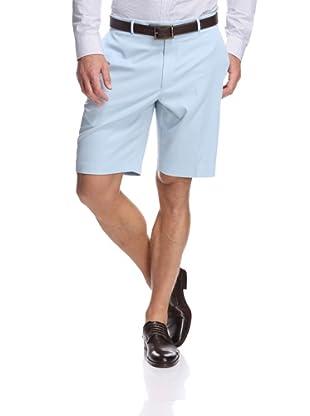 Ballin Men's Flat-Front Short (Sky Blue)