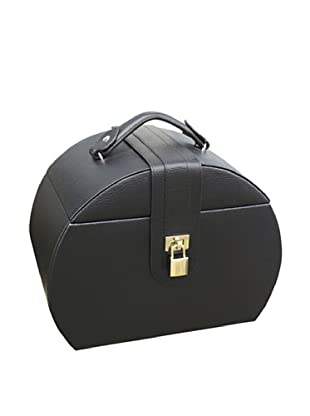Morelle & Co. Purse Jewelry Box with Takeaway Case, Black