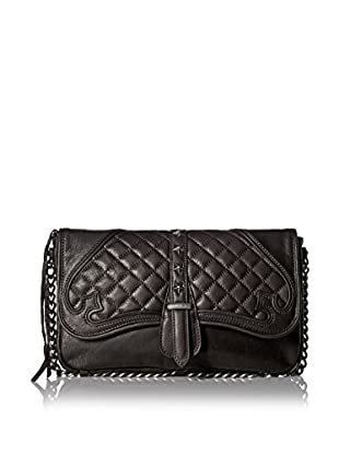 Ash Women's Iggy Clutch, Black