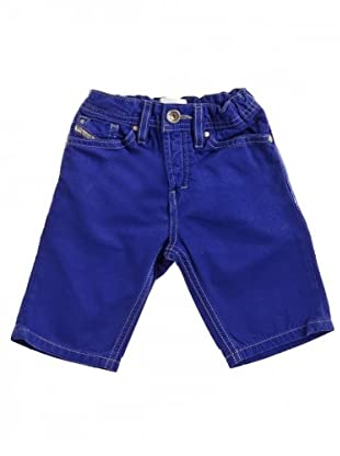 Diesel Kid Jeansshorts Pagork (Blau)