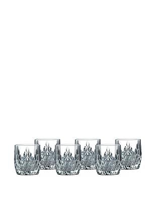 Royal Doulton Set of 6 Retro 9.25-Oz. Double Old Fashioned Glasses