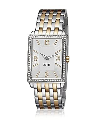 Esprit Orologio al Quarzo Woman Clarity Two Tone 25 mm