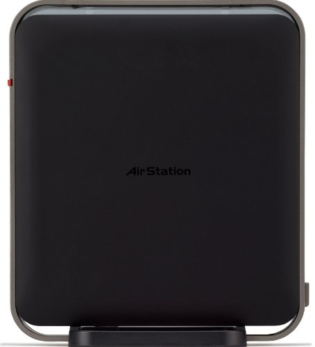 BUFFALO 11ac(Draft) 1300プラス450Mbps 無線LAN親機 WZR-1750DHP