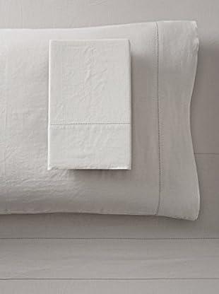 Mélange Home Prewashed Hemstitch Sheet Set