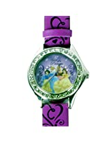 Disney Princess Analogue Watch - Purple (AW100222)