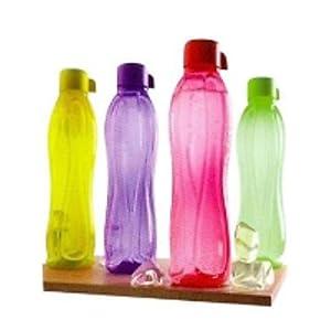 Tupperware Aqua Safe Bottles- Set Of 4