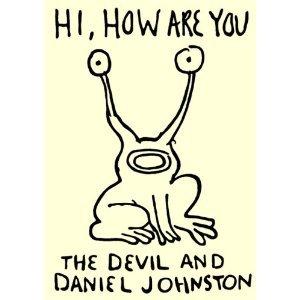 悪魔とダニエル・ジョンストンの画像