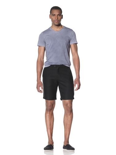 JUMA Men's Tailored Shorts (Black)