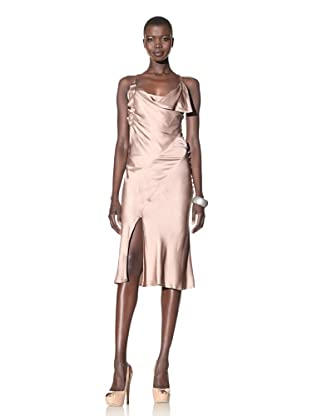 ALTUZARRA Women's Asymmetrical Dress (Pink)