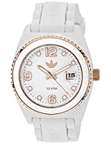 Adidas Analog White Dial Men's Watch - ADH2925