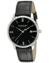 Stuhrling Original Analog Black Dial Men's Watch - 307L.33151