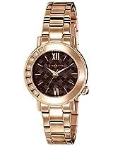 Giordano Analog Brown Dial Women's Watch - 2753-44