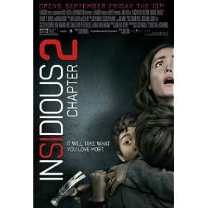 Insidious: Chapter 2 (2013) | English [DVD]