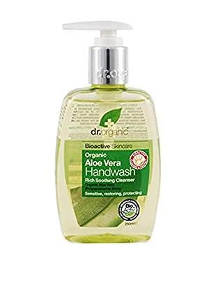 Dr Organic Sapone Liquido Mani Aloe Vera 250 ml