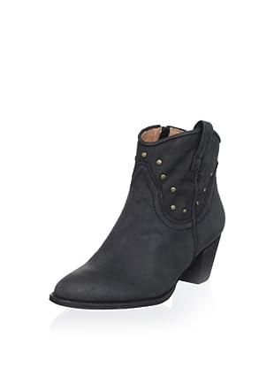 Corso Como Women's Adona Ankle Boot (Black Havana)