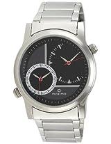 Maxima Attivo Analog Black Dial Men's Watch - 22721CMGI