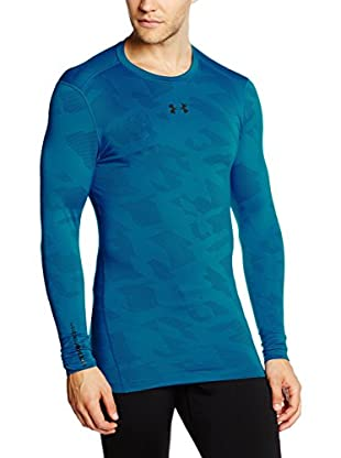 Under Armour Camiseta Manga Larga Ua Cg Armour Jacquard Crew