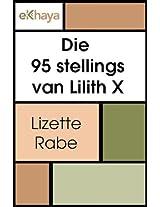 Die 95 stellings van Lilith X