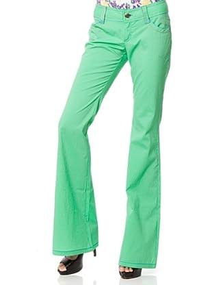 Custo Pantalón Cuter (Verde)