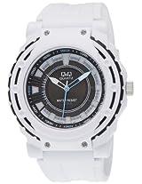 Q&Q Analog Black Dial Men's Watch - VR16J005Y