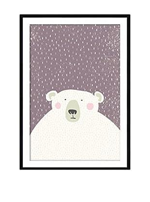 Really Nice Things Wandbild Bear