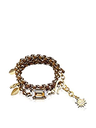 Hely Designs Armband Infinity vergoldet