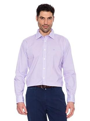 Pedro Del Hierro Camisa Print (Lila)